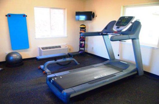 Ocean Park, WA: Gym
