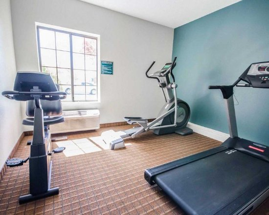North Vernon, IN: Exercise Room