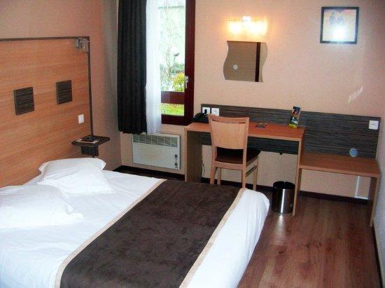Comfort Hôtel - Angers Beaucouzé : Guest Room