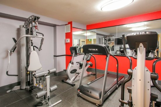 Comfort Inn Columbia Gorge Gateway: Fitness