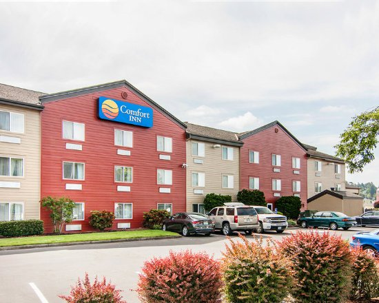 Comfort Inn Columbia Gorge Gateway: Exterior
