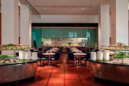 Clarion Hotel Copenhagen Airport: Restaurant