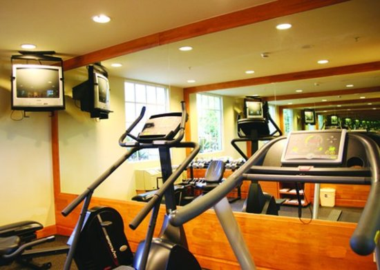 Sleep Inn Hotel Paseo Las Damas: Fitness