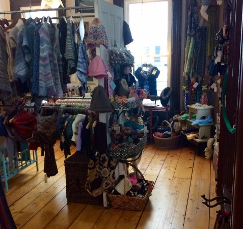 Chestertown, NY: Artisan knitwear from all natural fibers