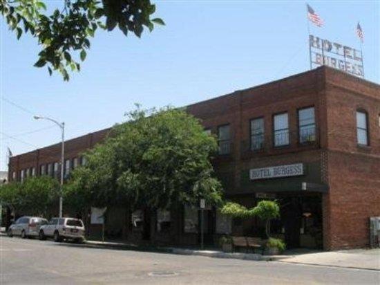 Reedley, Калифорния: Exterior