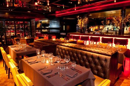 Tender Restaurant at Sanctuary Hotel New York