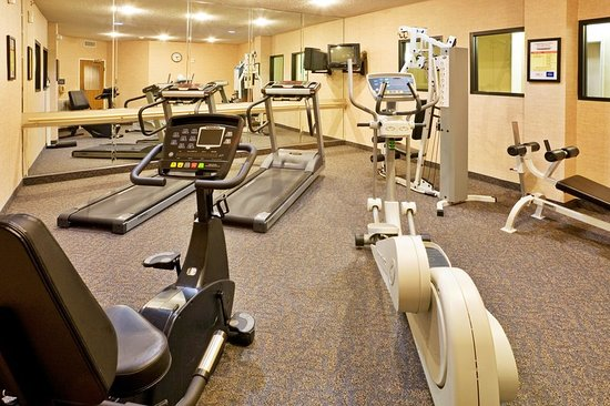 Holiday Inn Express Hotel & Suites Dallas/Stemmons Fwy(I-35 E): Holiday Inn Express Dallas Fitness Center