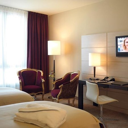 Lindner Hotel Am Belvedere : Room
