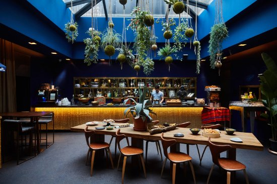 pisco bar sunday brunch at 1k paris hotel picture of 1k. Black Bedroom Furniture Sets. Home Design Ideas