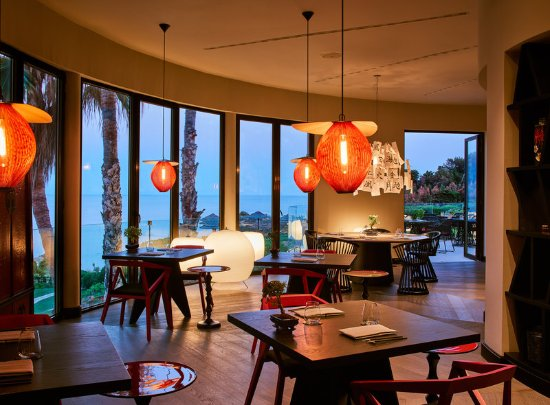 Vila Vita Parc Resort & Spa: Mizu Restaurant