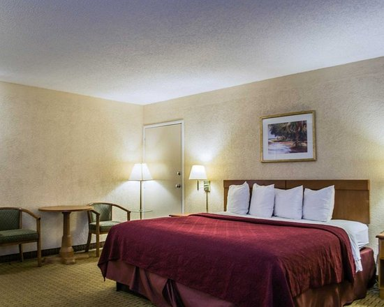 Econo Lodge Busch Gardens: Guest Room