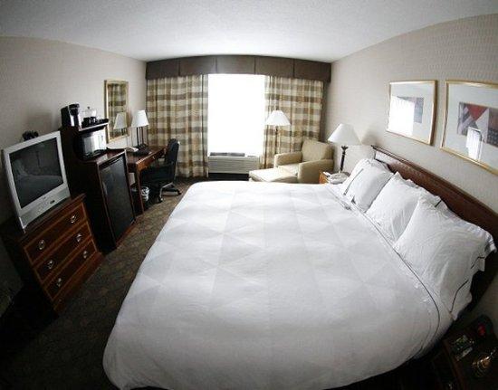 Piscataway, NJ: Executive King Room
