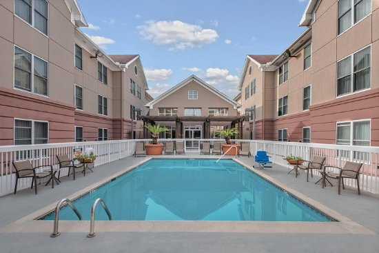 Hotel Pool Picture Of Homewood Suites By Hilton Houston
