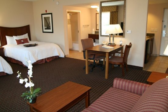 هامبتون إن آند سويتس بالم كوست: Two Queen Bedded Guestroom