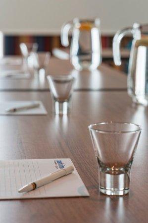 Lully, Switzerland: Meeting Room