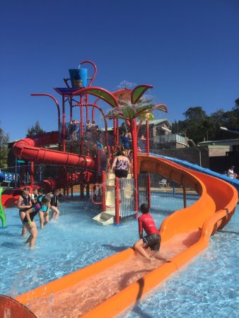 water park - Picture of BIG4 Easts Beach Holiday Park, Kiama