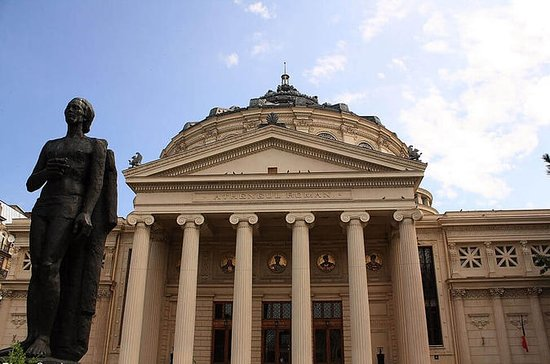 Bucharest Half Day Private Tour