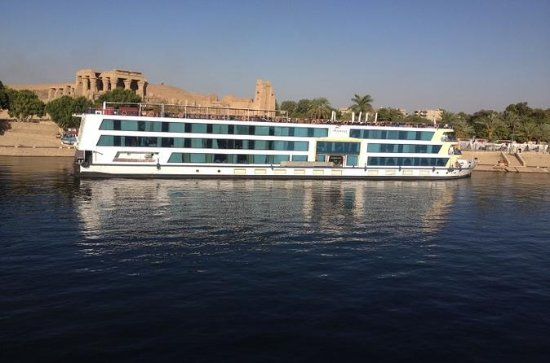 Nile Cruise från Aswan till Luxor 3 ...