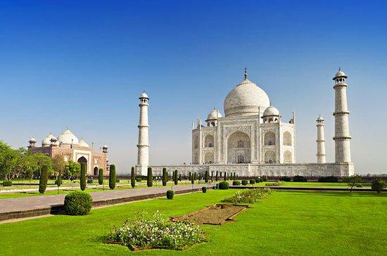 Dag 4 Delhi -Agra-Jaipur Met uitzicht ...