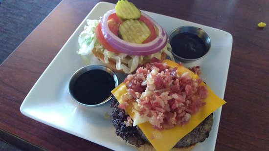 Wilkesboro, NC: Burger of the Week.