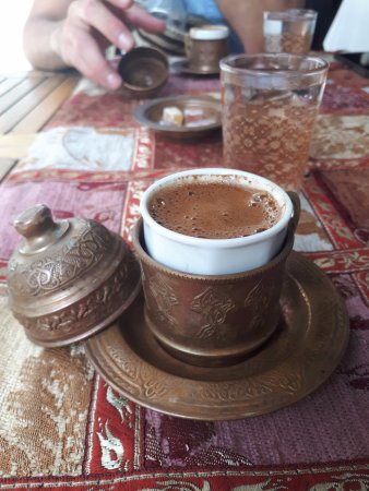 Sokullu Pizza & Restaurant: Turkish coffe