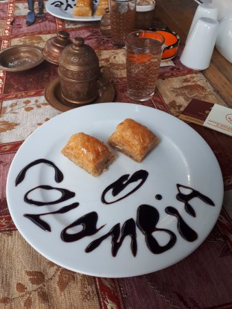 Sokullu Pizza & Restaurant: Thank you!