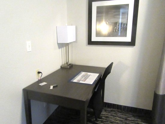 Desk, , King Bed Room, Best Western Santa Fe, Texas