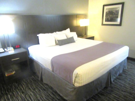 King Bed, , King Bed Room, Best Western Santa Fe, Texas