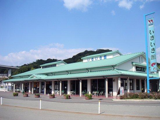 Michi-no-Eki Yoshiumi Ikiikikan