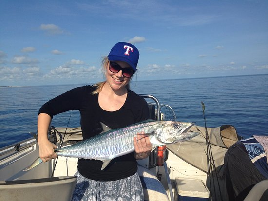 Melville Island, Avustralya: Trip with the my daughter to Clear Water Fishing Lodge