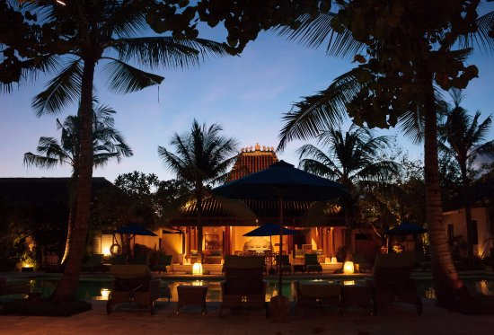 Sudamala Suites & Villas: Pool area