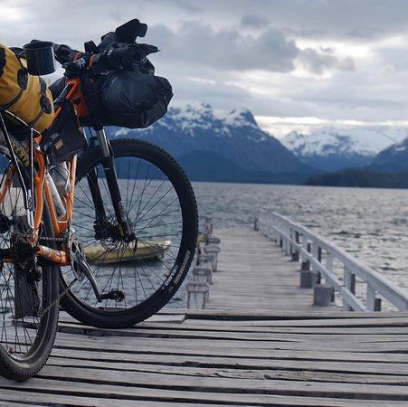 Cordillera Bike Rental & Tours: View ffrom Villa La Agnostura
