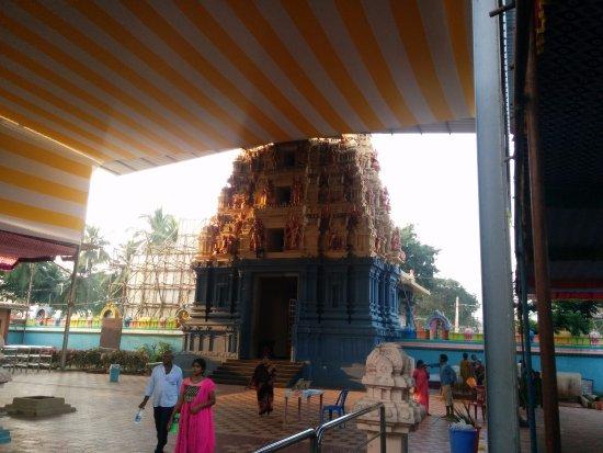 Eluru, India: Gopuram