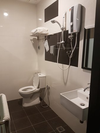 Masai, Malezya: Bathroom