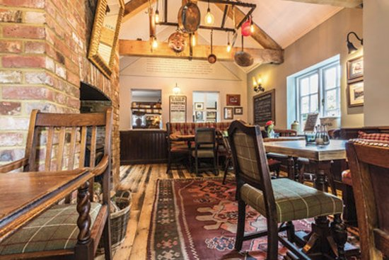 Betchworth, UK: The Pantry dining room