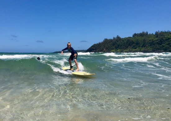 Kilauea, Hawái: Reef guides for all your surf and paddle adventures:)