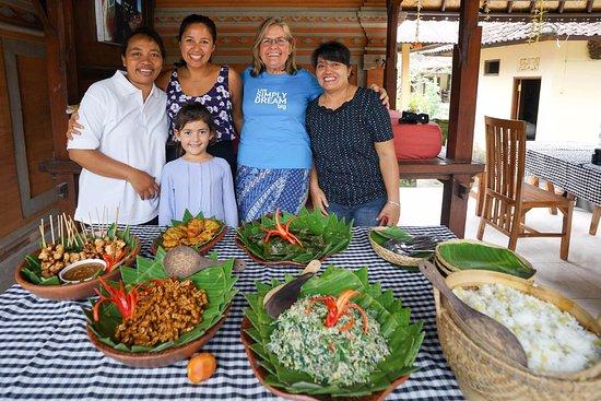 Ubud Village Plate
