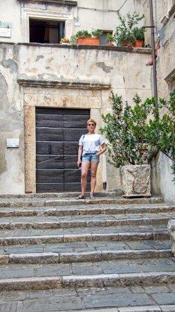 Museo di Palazzo Orsini: выходим