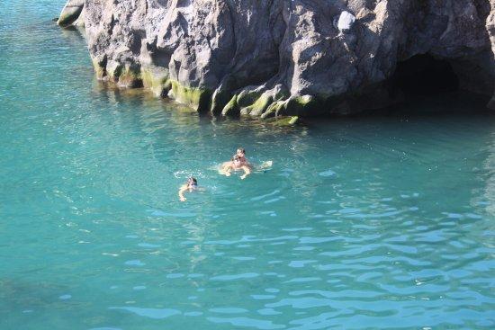 Seixal, Portugal: vu depuis les falaises
