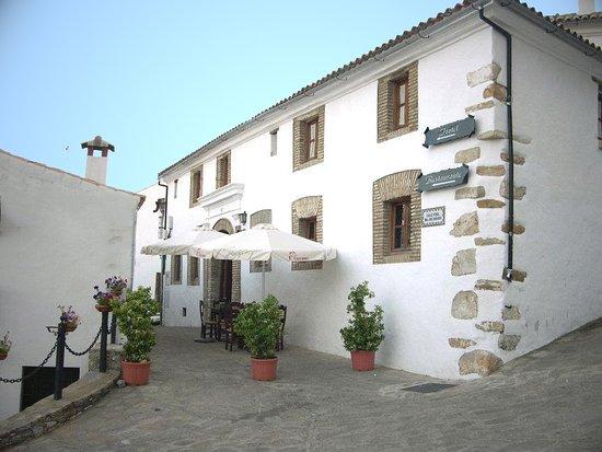 Villaluenga del Rosario, Spanien: Terraza Verano