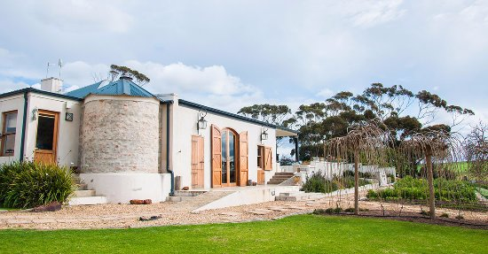 Bredasdorp, South Africa: Black Oystercatcher Tasting Room