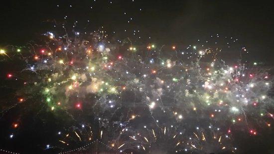 Gwangalli Beach: Busan International Firework Festival 2017