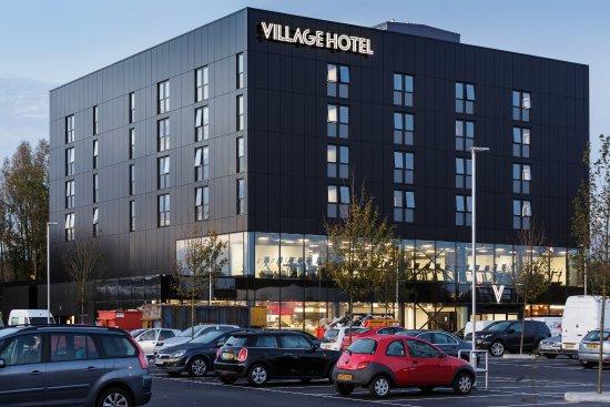 Club Room Picture Of Village Hotel Portsmouth Tripadvisor