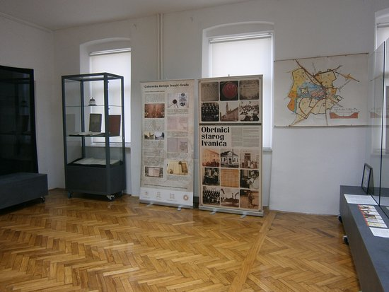 Ivanic Grad, Chorwacja: Permanent display