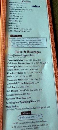 Norridge, IL: beverages