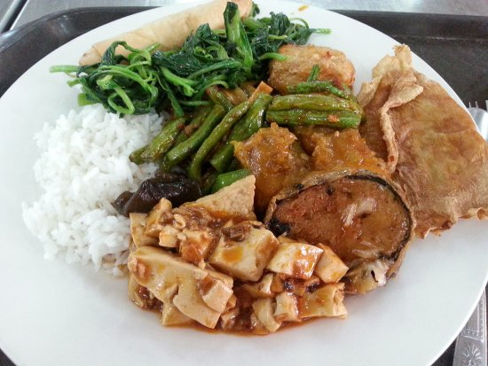 Dharma realm guan yin sagely monastery canteen kuala for Awesome cuisine categories vegetarian