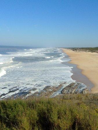 São Pedro de Moel, Portugal : Praia Velha View
