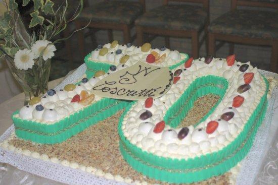 Cuvio, Italien: Il nostro dolce