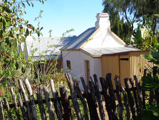 Miner's Cottage and Heritage Garden