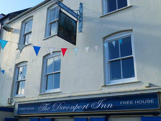 """Kingsand, UK: """"The Devonport Inn"""""""